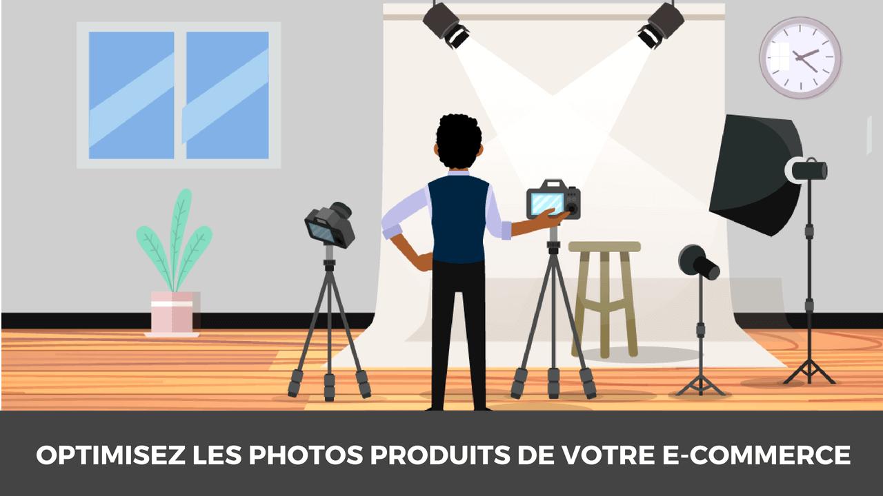 Soignez les photos produits de votre ecommerce