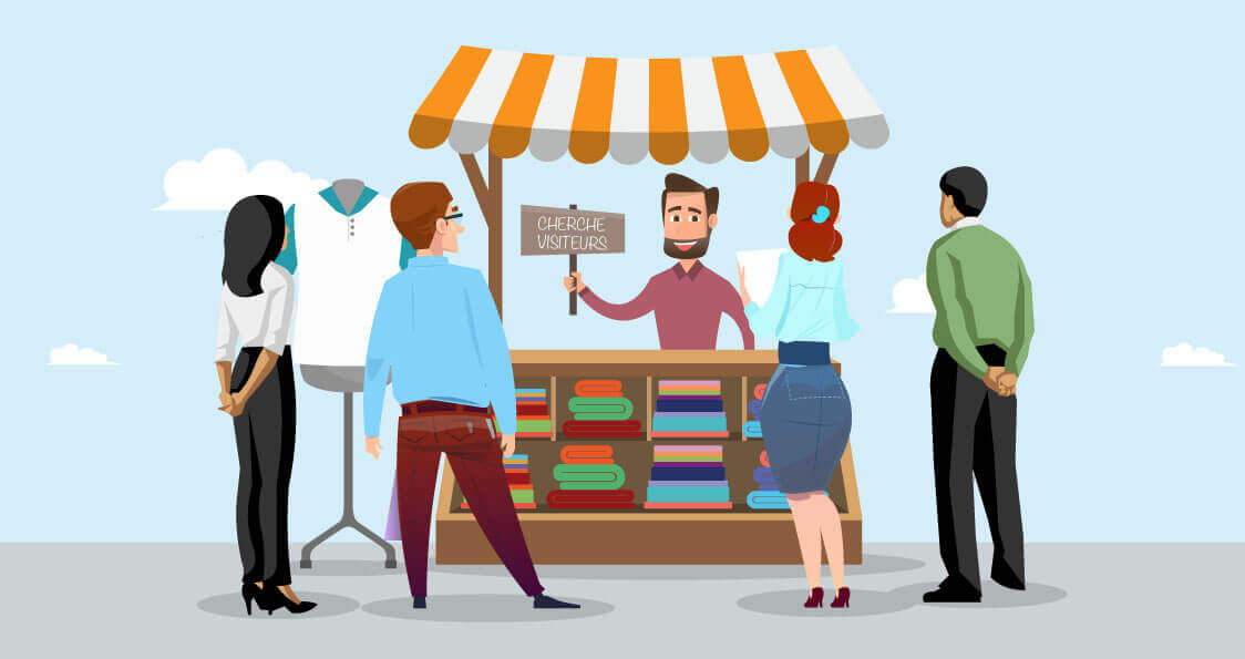 Augmenter le trafic de votre E-commerce, attirer plus de visiteurs sur votre site